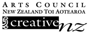 Arts Council Creative NZ logo